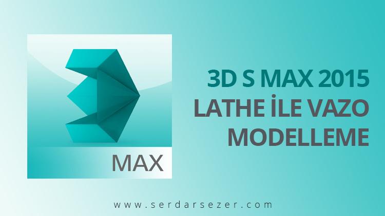 3dsmax-dersleri