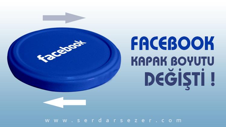 Facebook kapak ölçüsü