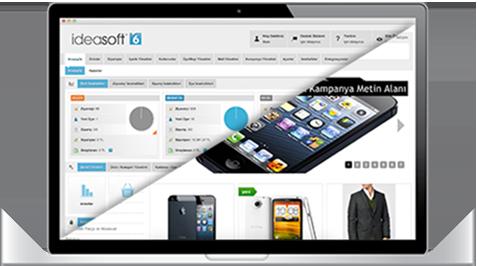 ideasoft e-ticaret sistemi