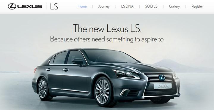 otomobil markası arayüzü