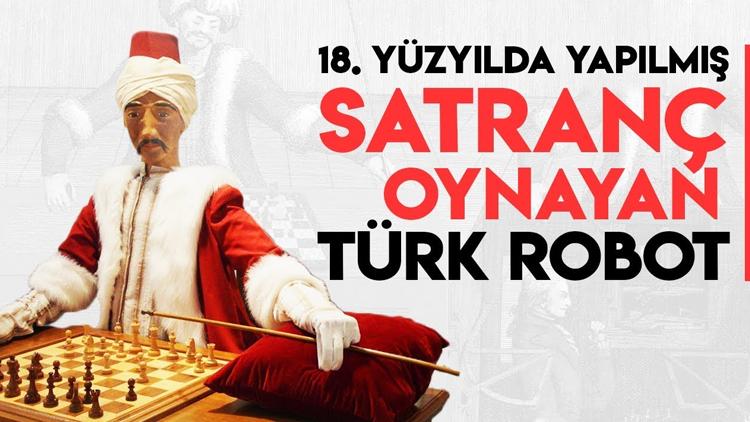 robot türk