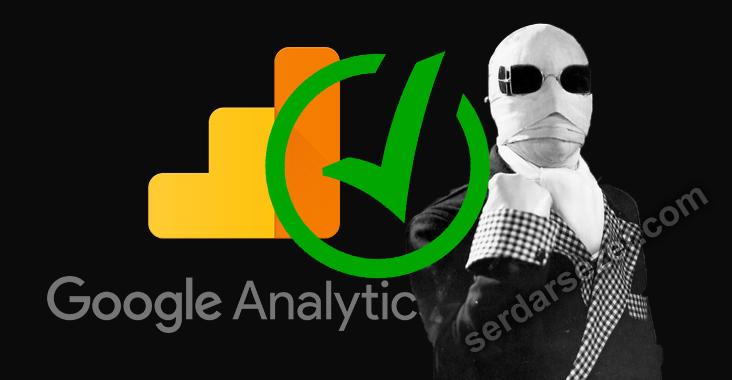google analytics sayfa bulunamadı hatası
